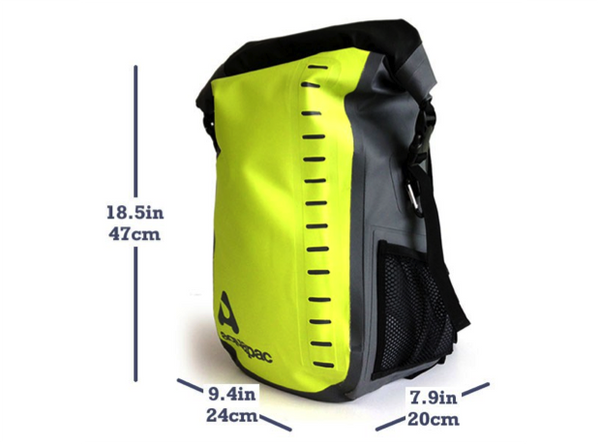Aquapac Toccoa Heavyweight Waterproof Daysack 28 Litres