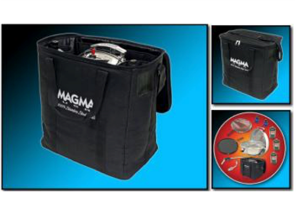 Magma Padded Grill & Accessory Carrying / Storage Case for Kettle Grills A10-991