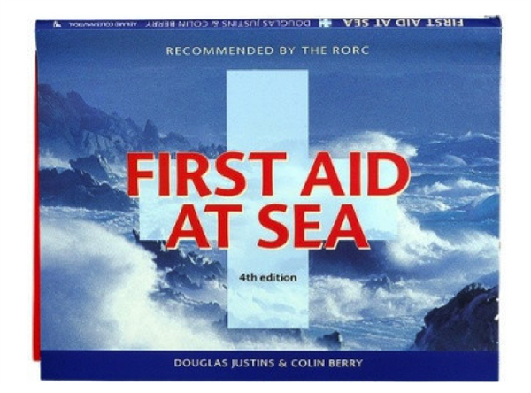 First Aid at Sea Manual