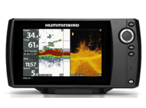 Humminbird Helix 7 Chirp DI G2 Plotter/Fishfinder