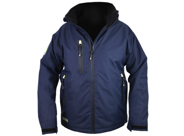 Hudson Wight Performance Jacket Navy