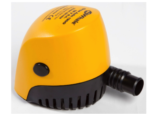 Whale Orca Automatic Bilge Pump 12 or 24v