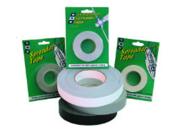 c8c2f662209 PSP Spreader Bar Tape - 25mm x 10m - Silver or White