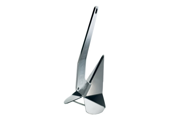 Lewmar Delta Anchor Stainless Steel - 9 Sizes