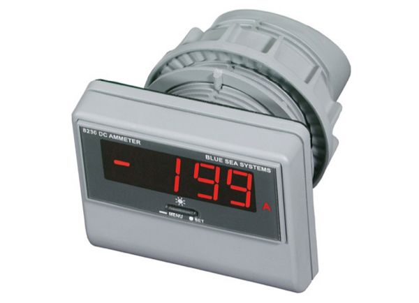 Blue Sea DC Digital Ammeter - 500 to 500A