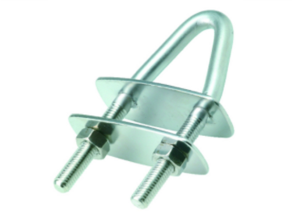 Blue Wave Stainless Steel A-Bolt - Angled & Straight - 6 Sizes