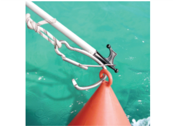 Kong Grab Mooring Hook with Auto Solid Spring Gate