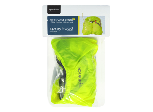 Spinlock Deckvest CENTO Sprayhood