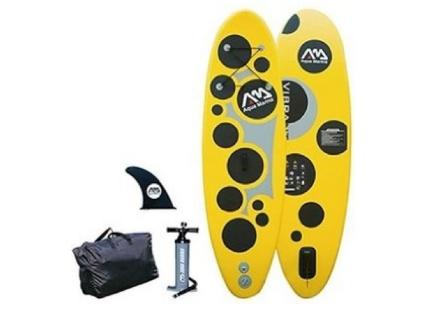Aqua Marina VIBRANT Youth SUP-Board Package
