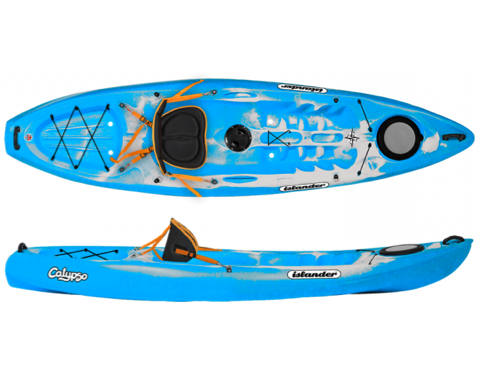 Islander Calypso 295 Sport Sit On Kayak - Various Colours