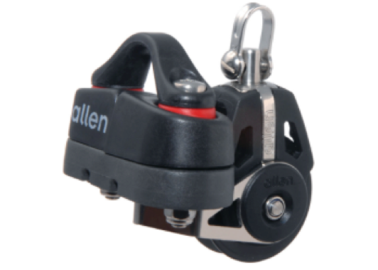 Allen 40mm Swivel Block with Cleat 2-6mm