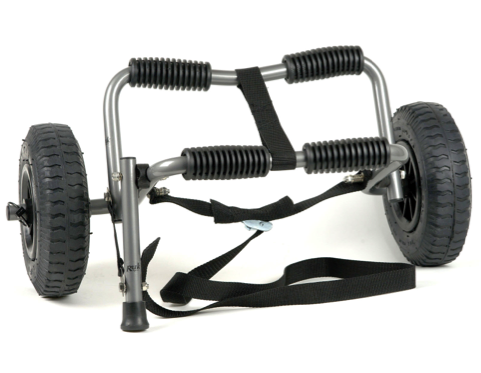 RUK Rambler Kayak Trolley with Securing Strap