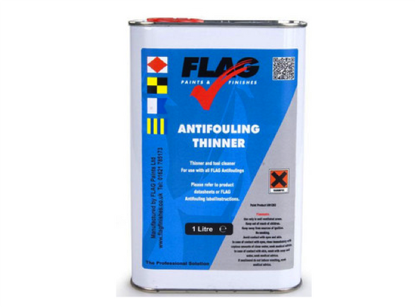 Flag Antifouling Thinner No 3, I Litre