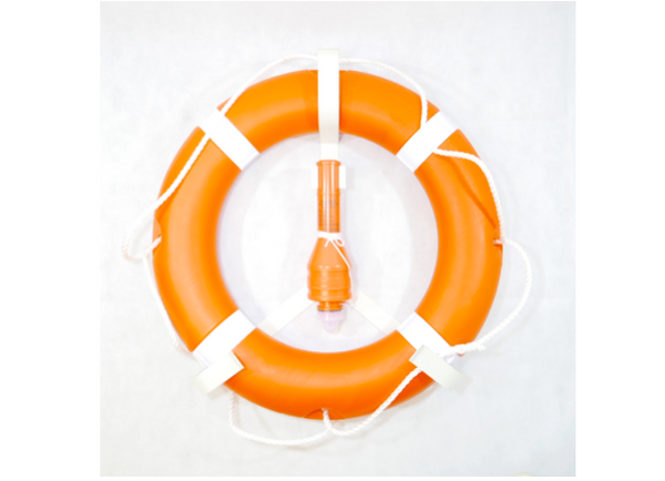 Lifebuoy Light with SOLAS Approval.