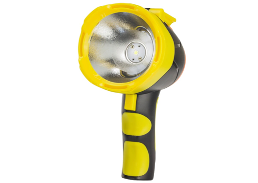 Meridian Zero Rechargable Cree Spotlight - USB,12V & 240V Charging