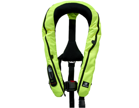Baltic Legend Lifejacket 150N Automatic - Colour UV Yellow
