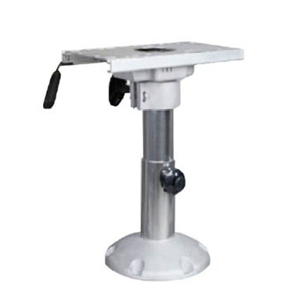 "Waveline Aluminium Adjustable Pedestal with Slider 13""-17"""