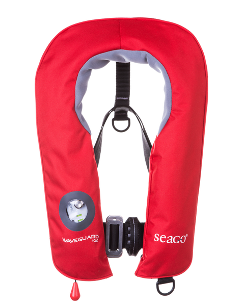 Seago Waveguard 100N Child Lifejacket Automatic & Harness