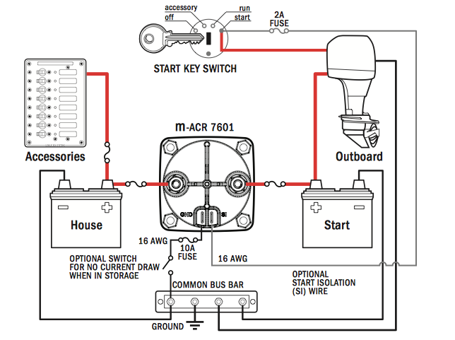 dual marine battery wiring diagram with Blue Sea Dual Circuit Plus Battery Switch And Mini Automatic Charging Relay on How To Wire An Alternator To Charge A Battery Wiring Diagrams likewise 96specs likewise T825963 Wiring diagram also Post perko Dual Switch Wiring Diagram 496054 also Dual Marine Stereo Wiring Diagram.