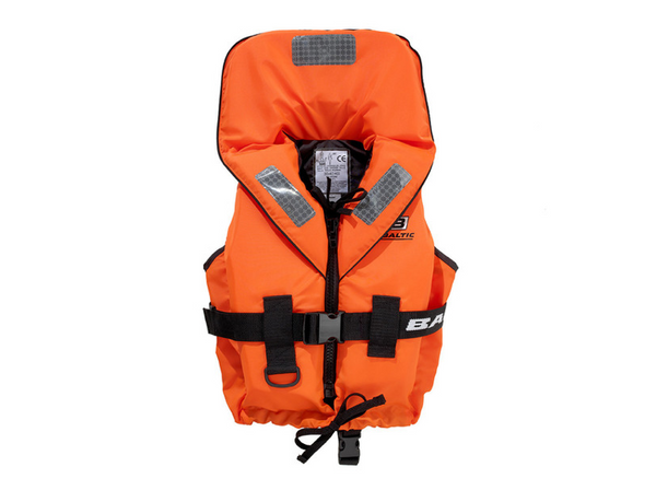 Baltic Sailor Lifejacket 100N Orange Baby
