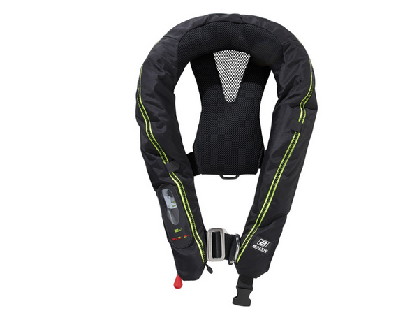 Baltic Legend Auto with Harness Lifejacket Black 150N
