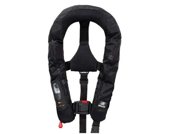 Baltic Legend Auto Lifejacket Black 150N 40 - 120kg