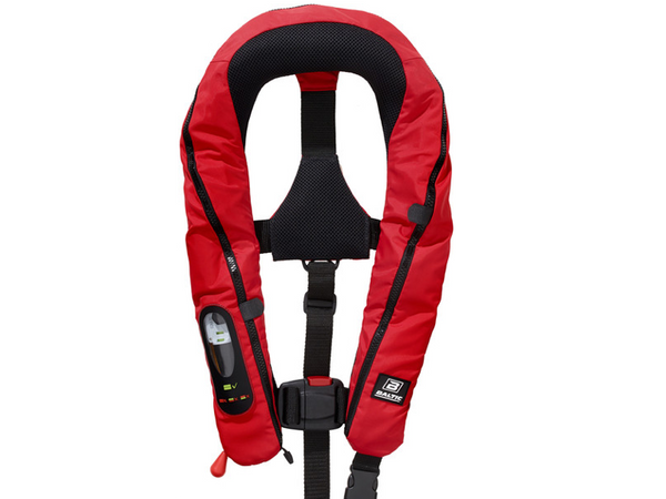 Baltic Legend Auto Lifejacket Red 150N 40 - 120kg