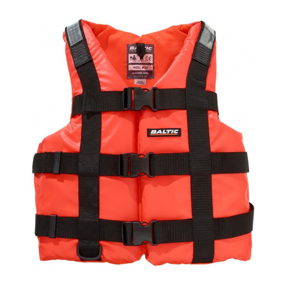 Baltic Worker 50N Adult Buoyancy Aid