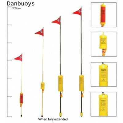Ocean Safety Danbuoys