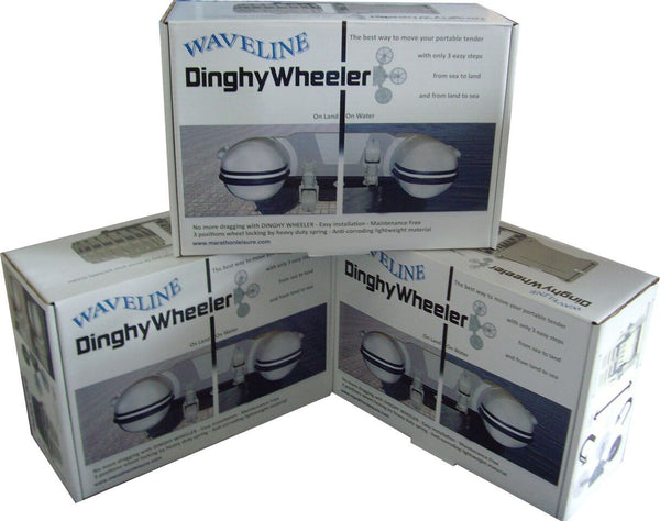 waveline dinghy wheels