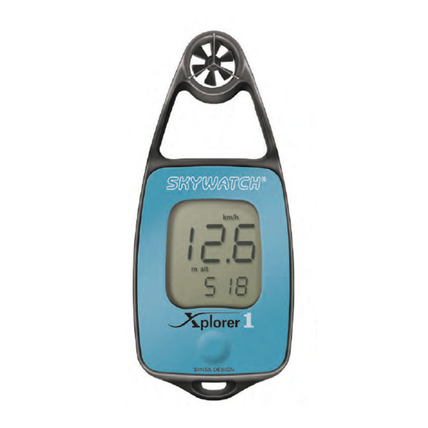 Xplorer 1 Wind Speed