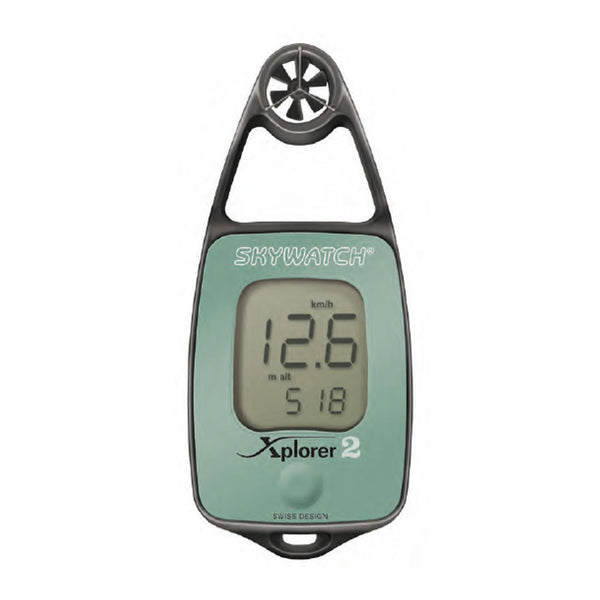 Xplorer 2 Wind Speed/Temp