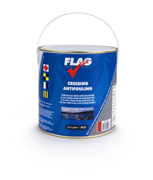 Flag Cruising Antifouling 2.5L
