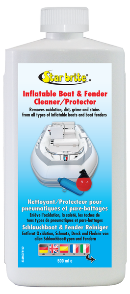 star brite inflatable boat and fender cleaner and protector