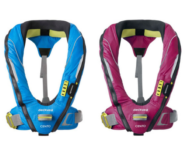 Spinlock Cento Junior 150N Lifejacket & Harness