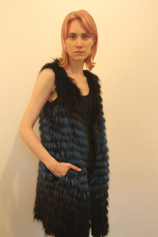 Fox on Fabric Gilet