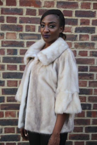 Sunrise Mink Jacket