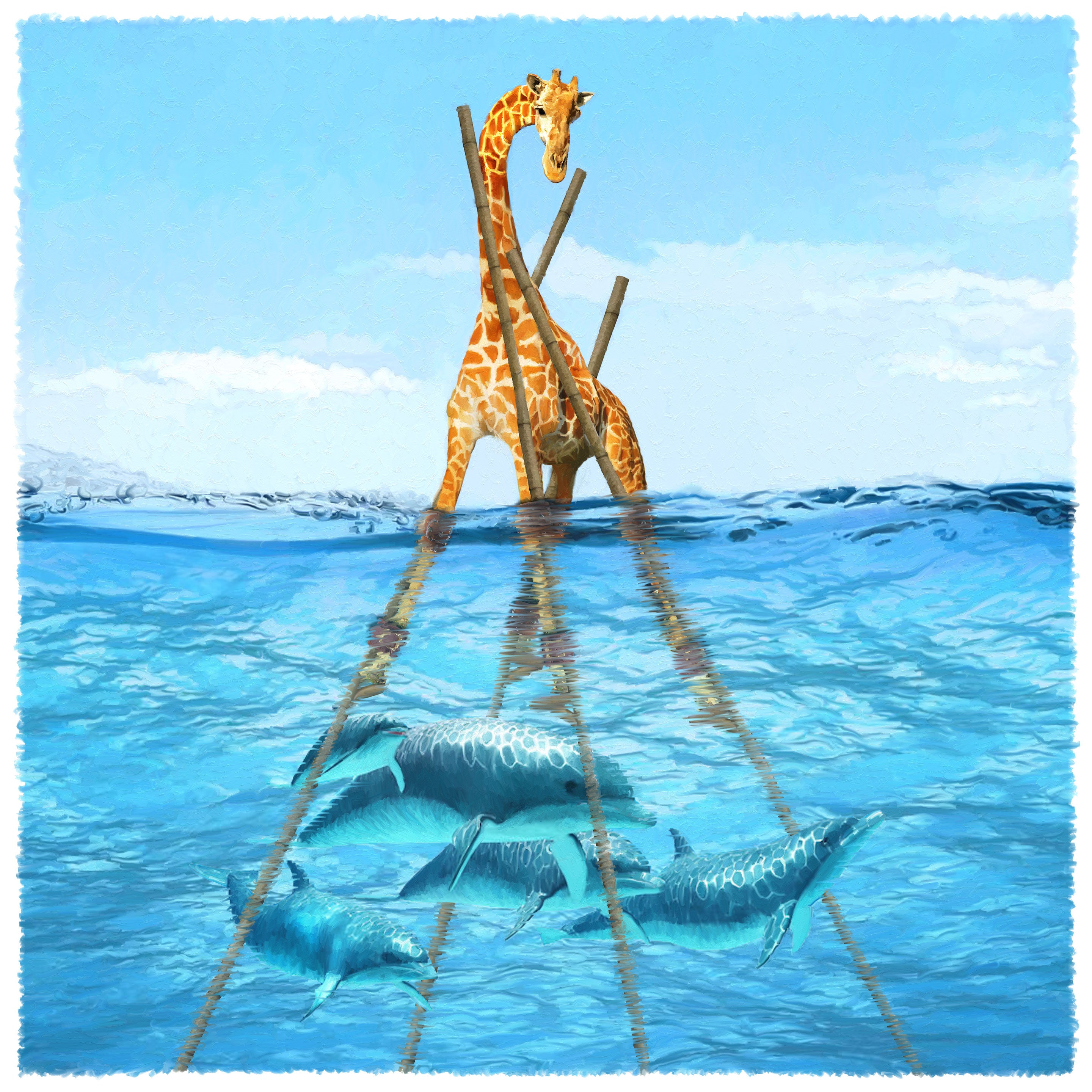 0.5 The Giraffe and the Dolphins