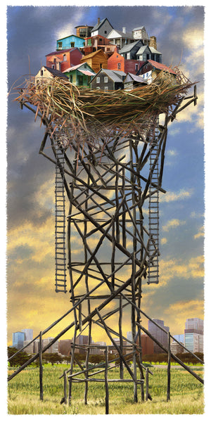 4.93 Nest Tower