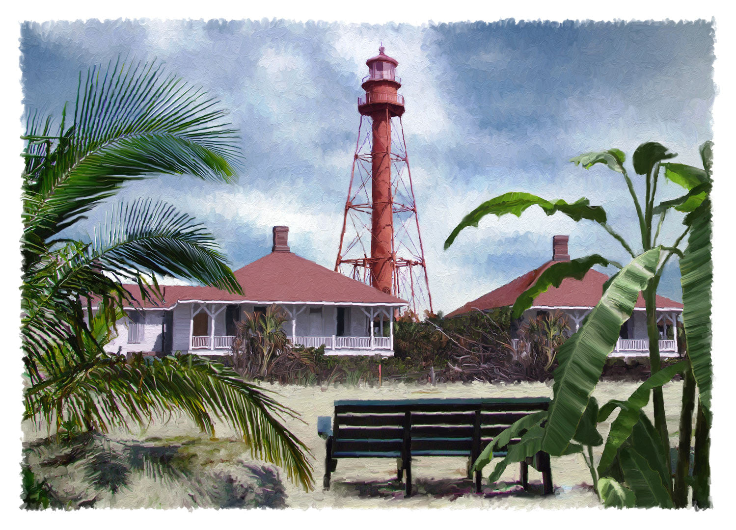 306 Sanibel Island Lighthouse