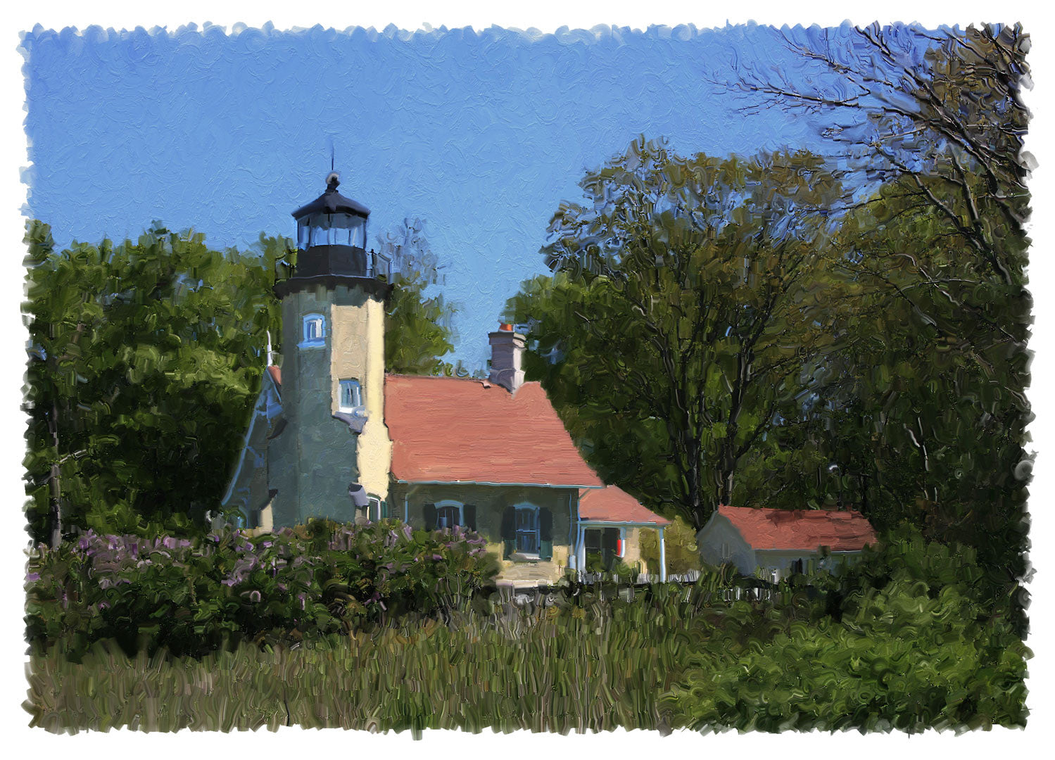 310 White River Light Station