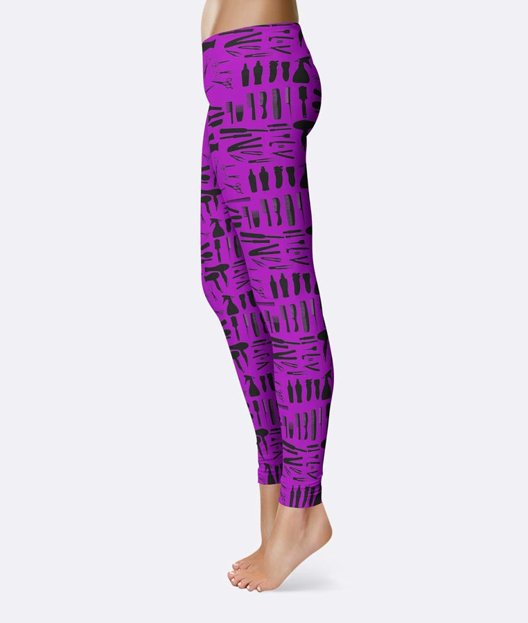 Hairdresser Leggings