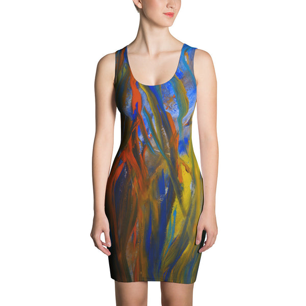 Abstraction Dress #1