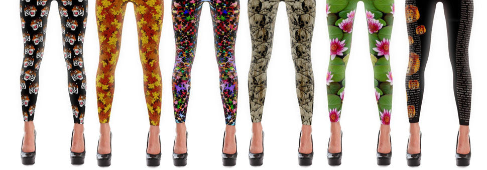 Shop for unique leggings