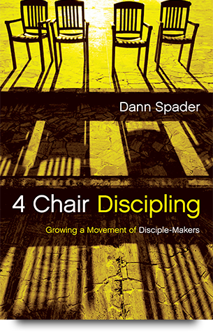 4 Chair Discipling: Growing a Movement of Disciple-Makers