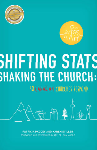 Shifting Stats Shaking the Church Patricia Paddey Karen Stiller World Vision