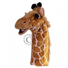 Giraffe- Long Sleeved Puppet