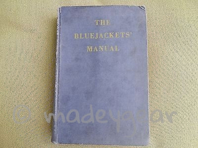 The Navy BlueJackets' Manual 1950 Fourteenth Edition