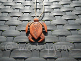 Handcrafted Polynesian Koa Wood Sea Turtle Pendant Necklace