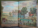 Louisa May Alcotts Little Men c1947 & Illustrated by Douglas W. Gorsline